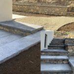 escaliers montage